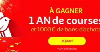 www.auchan.fr - Grand Jeu Anniversaire Auchan