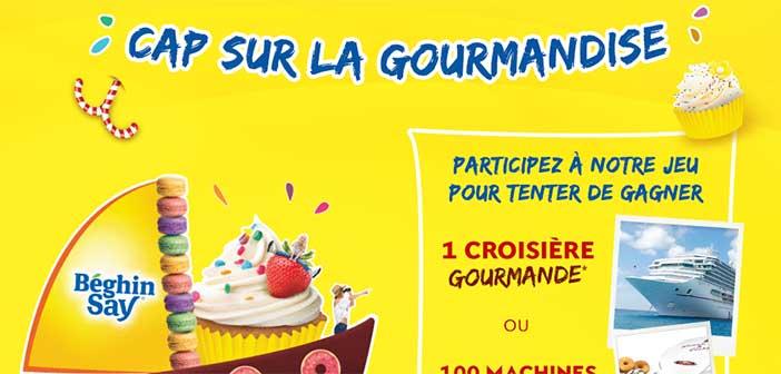 www.beghin-say.fr - Jeu Beghin Say Cap sur la gourmandise