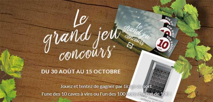 www.foireauxvins-lidl.fr - Jeu Lidl Foire aux vins