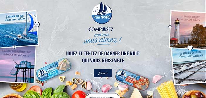 www.jeumaquereaux.petitnavire.fr - Jeu Petit Navire Composez comme vous l'aimez