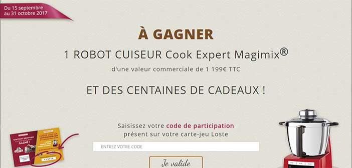 www.maisonloste.fr – Grand Jeu Maison Loste