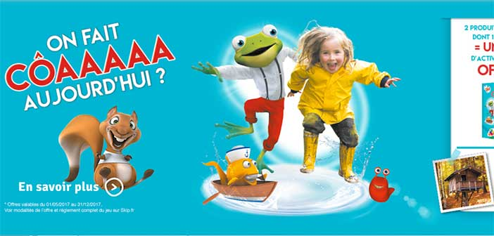 www.onfaitcoa.skip.com - Jeu Skip On fait Côaaa