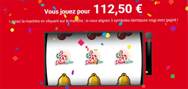 www.auchandrive.fr - Jeu Auchan Drive Win Chance