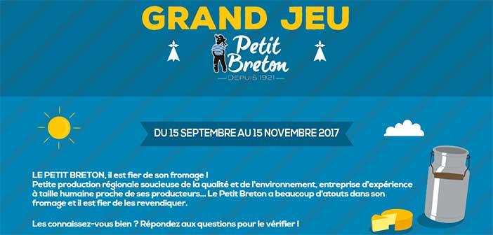 Jeu.petitbreton.fr - Grand Jeu Petit Breton