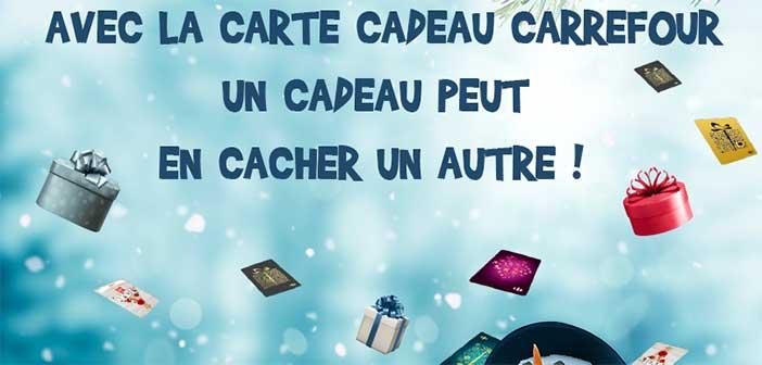 jeukdo.carrefour.fr - Jeu Cartes Cadeaux Carrefour