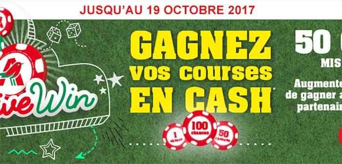 www.auchandrive.fr - Jeu Auchan Drive Win