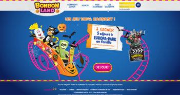 www.bonbonland.net - Jeu Bonbon Land Halloween 2017