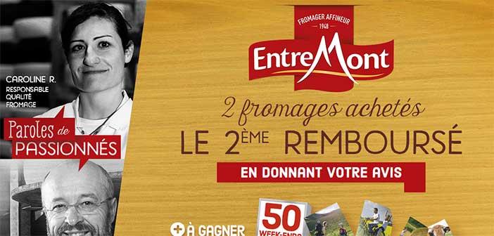 www.entremont.com - Jeu Entremont Paroles de passionnés