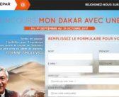www.eurorepar.fr – Jeu Euro Repar Mon Dakar avec une Star