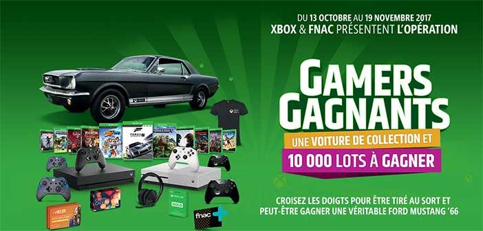 www.fnac.com/jeu-concours-fnac - Jeu Gamers Gagnants Fnac