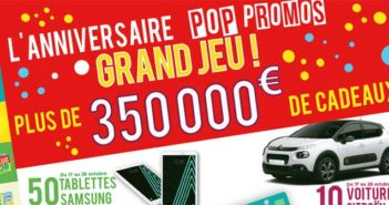 www.geantcasino.fr - Jeu Anniversaire Pop Promo Casino