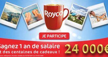 www.jeuroyco.fr - Jeu 100% Gagnant Royco