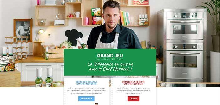 www.la-villageoise.com/jeu-norbert - Jeu La Villageoise avec Norbert