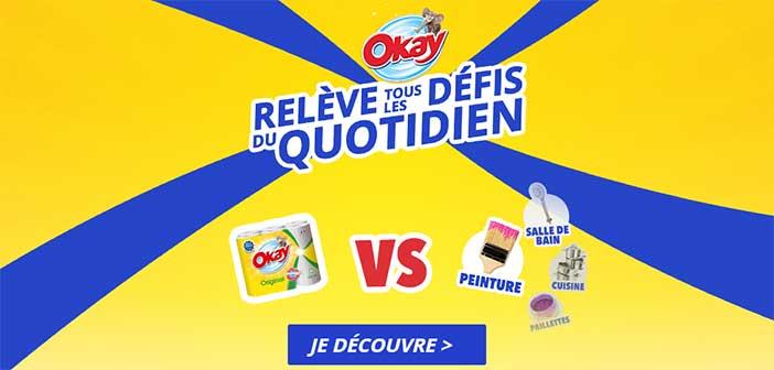 www.okay.fr/les-defis-okay - Jeu Les défis Okay