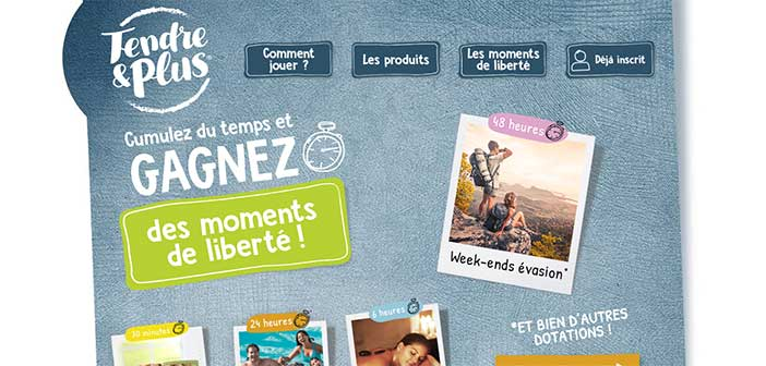 www.tendreetplus.fr - Jeu Moments de liberté Tendre & Plus