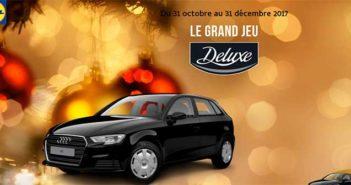 Deluxe-lidl.fr - Grand Jeu Deluxe Lidl 2017
