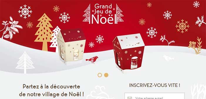 noel.yr-lejeu.com - Grand Jeu de Noël Yves Rocher