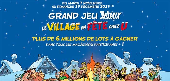 www.magasins-u.com/asterix - Jeu Astérix Le Village en Fête chez U