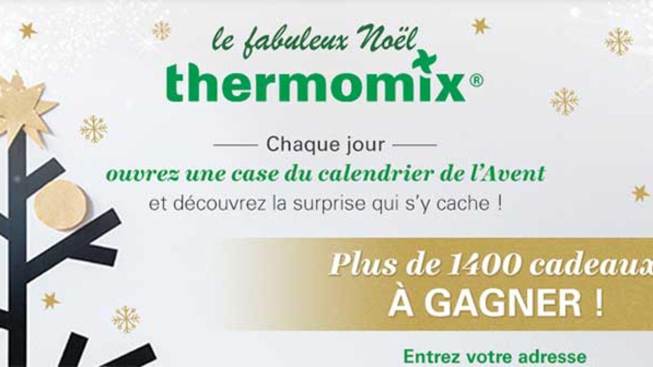 Calendrier De Lavent Thermomix.Nouveaux Jeux Concours Calendrier De L Avent 2017