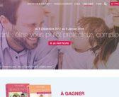 www.evian-bebe.fr – Jeu Challenge du mois Evian Bébé