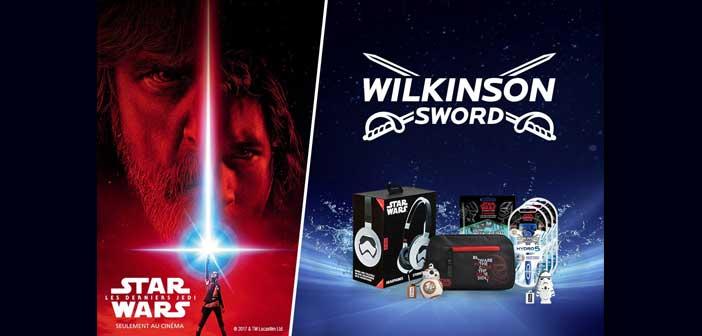www.facebook.com/WilkinsonFrance – Jeu Facebook Wilkinson Star Wars