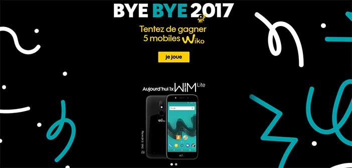 Jeu.sosh.fr - Jeu Sosh Bye Bye 2017
