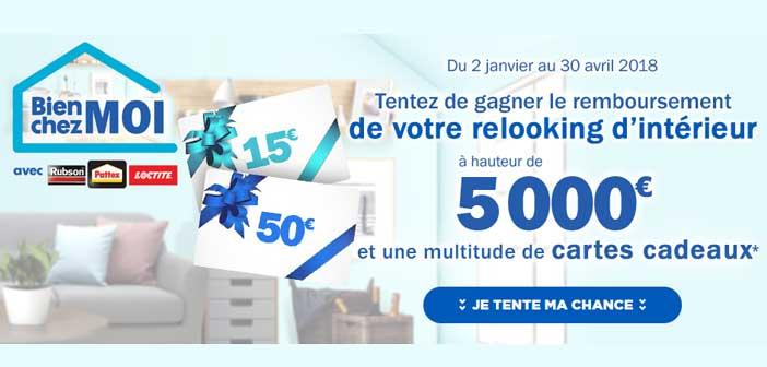 www.bienchezmoi-henkel.fr - Jeu Bien Chez Moi Henkel