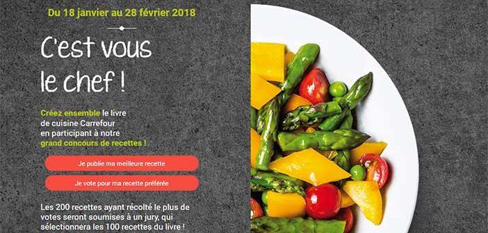 www.carrefour.fr - Grand Jeu Carrefour À votre Table