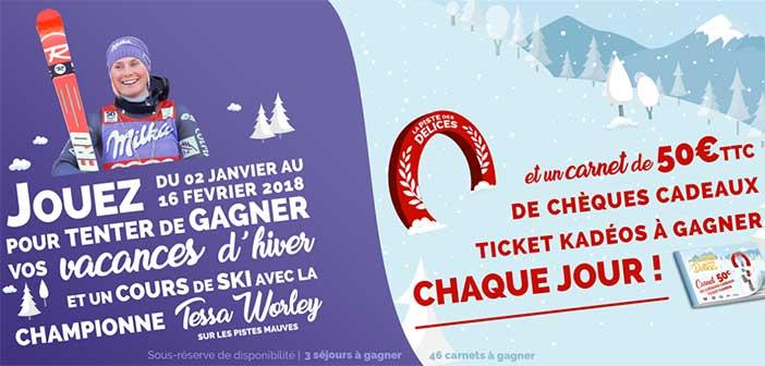 www.lapistedesdelices.fr - Jeu La Piste des Délices