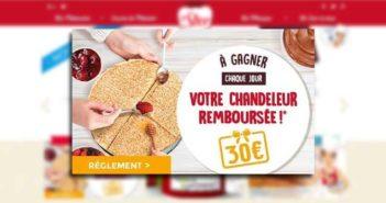 www.lesterlepatissier.com - Jeu SMS Le Ster Chandeleur