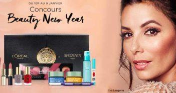 www.loreal-paris.fr - Jeu Beauty New Year L'Oréal Paris