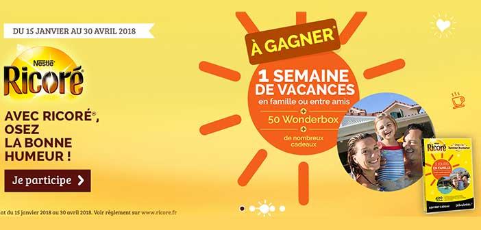 www.ricore.fr - Jeu Ricoré Osez la bonne humeur