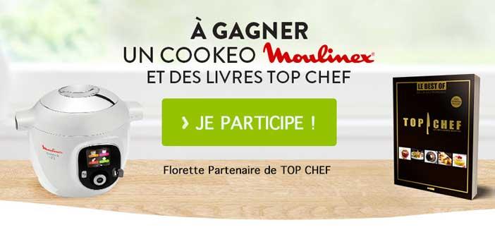 www.florette.fr - Grand Jeu Florette Top Chef 2018