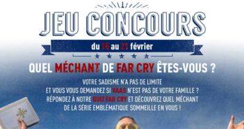 www.fnac.com/jeu-concours-fnac – Jeu Far Cry 5 Fnac