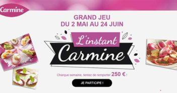 www.instant-carmine.fr - Grand Jeu L'instant Carmine