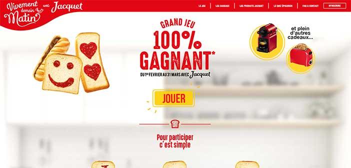 www.jacquet-jeu.fr - Jeu Jacquet Vivement Demain Matin