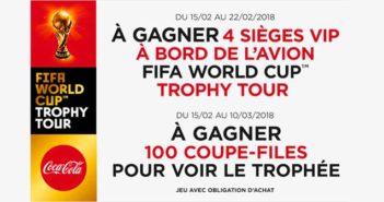 www.jeucocacola.fr/trophytour - Grand Jeu Trophy Tour Coca-Cola