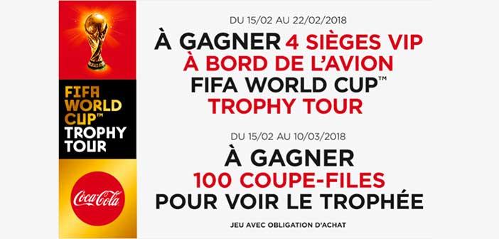 www.jeucocacola.fr/trophytour – Grand Jeu Trophy Tour Coca-Cola
