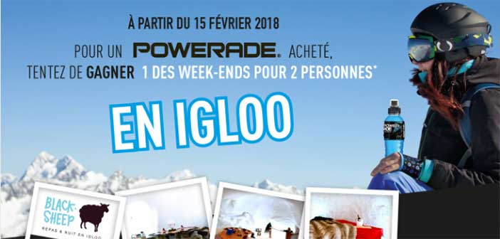 www.jeupowerade.fr/intersport – Grand Jeu Intersport Powerade