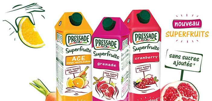 www.pressade.fr – Grand Jeu Pressade Superfruits