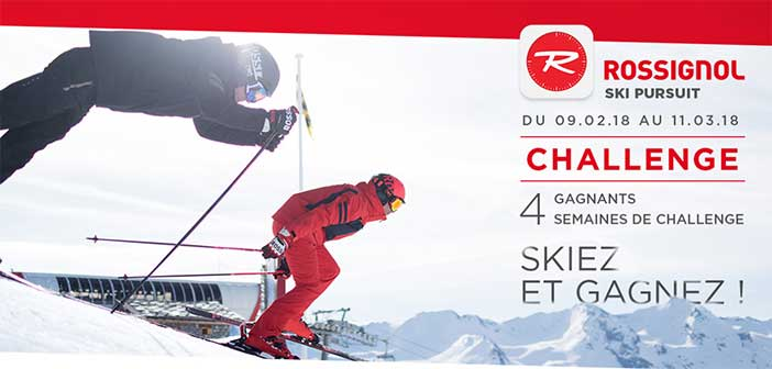 concours rossignol ski