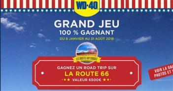 www.wd40surlaroute66.com - Jeu WD-40 Sur la Route 66
