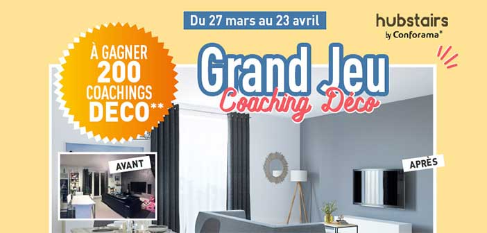 Www Conforama Fr Grand Jeu Coaching Déco Conforama
