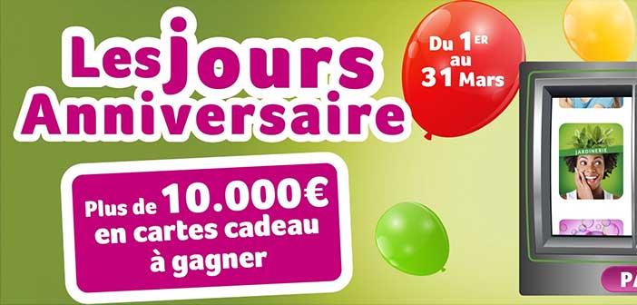 Jeu les jours anniversaires villaverde for Www villaverde fr