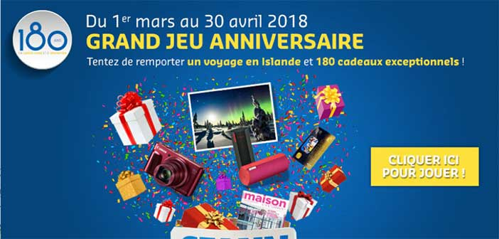 Www Leaderprice Fr Grand Jeu Anniversaire 2018