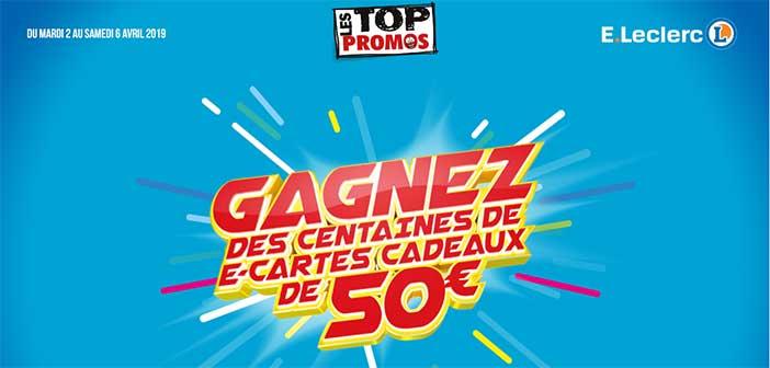 jeu leclerc carte gagnante hcd.jeu.leclerc/cartecadeau – Grand Jeu E Carte Cadeaux E.Leclerc