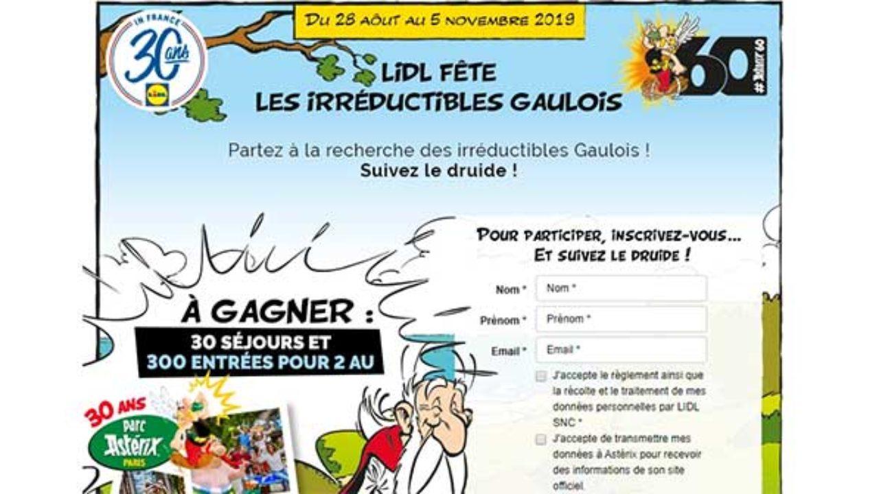 lidl asterix