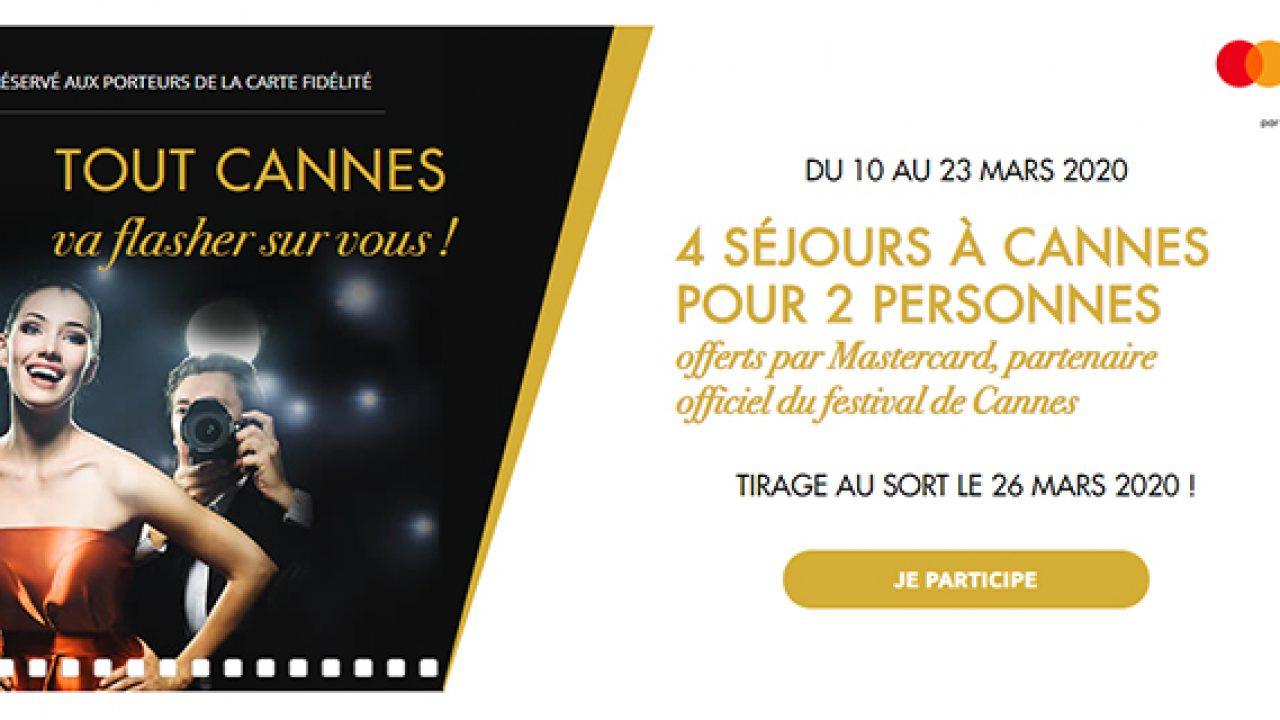 www.carrefour.fr carte de fidelite .carrefour.fr/animations magasins – Jeu Tout Cannes va flasher