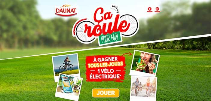 www.grandjeudaunat.fr - Jeu Daunat Ça roule pour moi ...